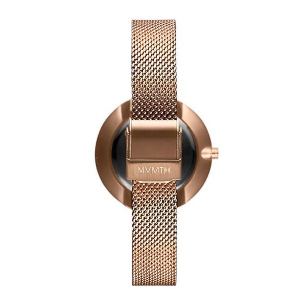 Weesky Quartz Watch Golden Case afbeelding 2
