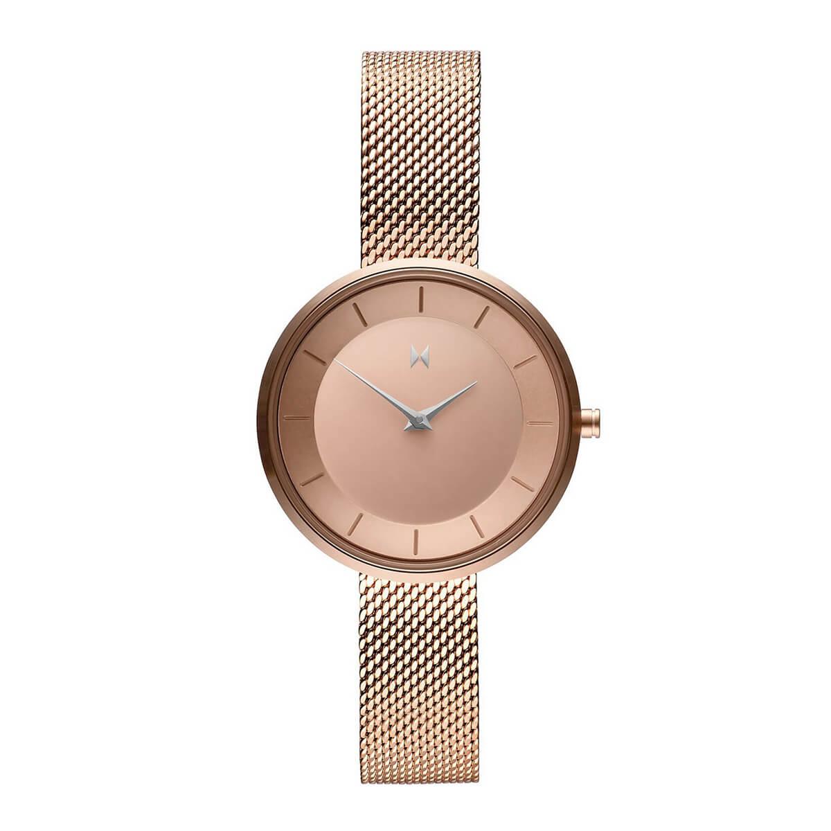 Weesky Quartz Watch Golden Case afbeelding 0